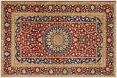 ペルシャ絨毯シルクイメージ