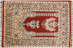 トルコ絨毯シルクイメージ