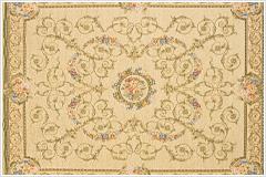 機械織りカーペットイメージ